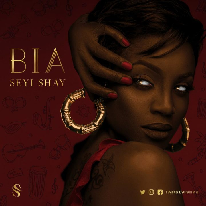 "Seyi Shay goes Latino with New Single ""BIA"" 