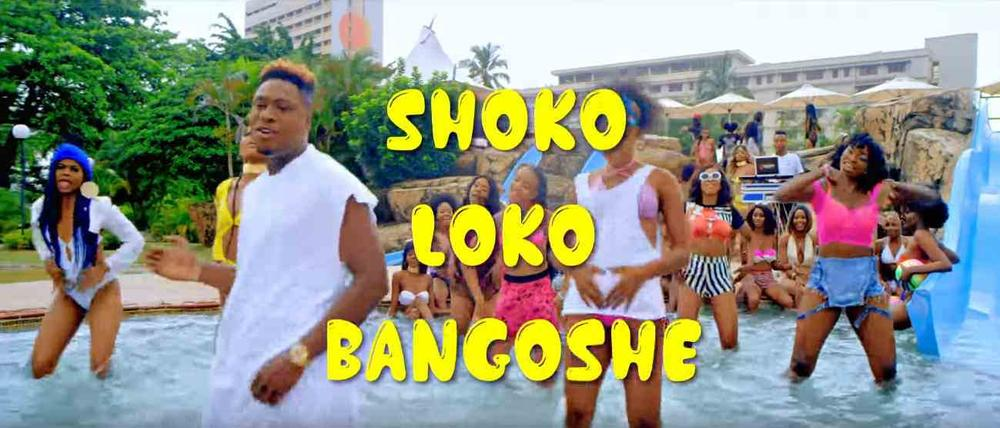 New Video: Jeff Akoh - Shokolokobangoshe