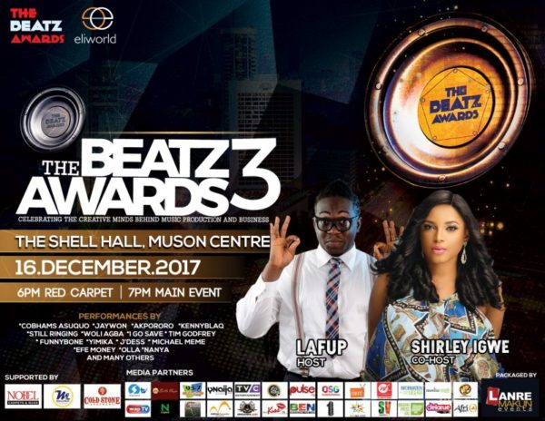 The Beatz Awards 3 celebrates the Creative Minds behind Music Production & Business - BellaNaija