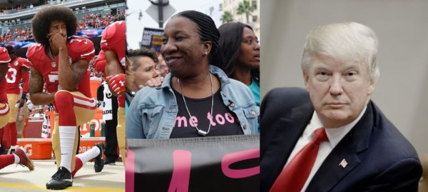 "Colin Kaepernick, Donald Trump, Kim Jong-un, #MeToo movement make TIME's ""Person of the Year"" Shortlist - BellaNaija"