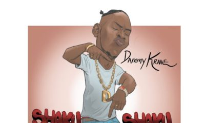 "The Shaku Shaku"" wave! Dammy Krane celebrates Birthday with New Single 