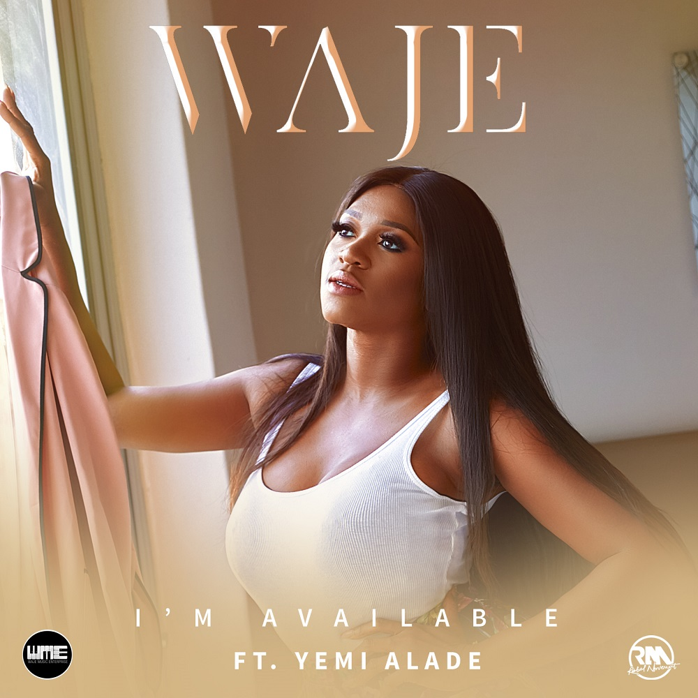 "Girl Power!❤ Waje & Yemi Alade team up on New Single ""I'm Available"" 
