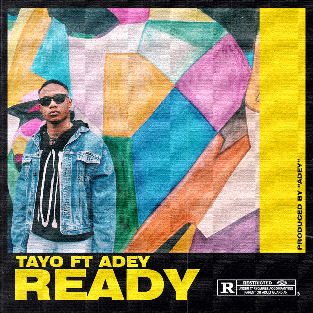 New Music: TAYO feat. Adey - Ready