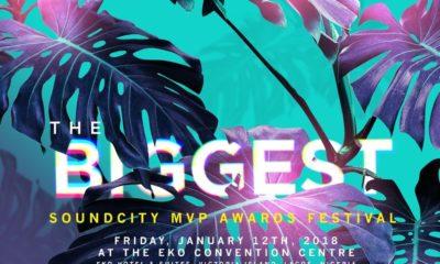 Davido, Wizkid, Tiwa Savage top Nominees List for #SoundcityMVP Awards