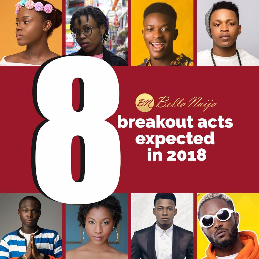 BN Music: 8 breakout acts expected in 2018