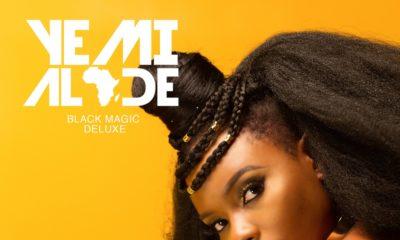 "Yemi Alade's Third Studio Album ""Black Magic"" is available now | Listen to ""Go Down"" on BN"