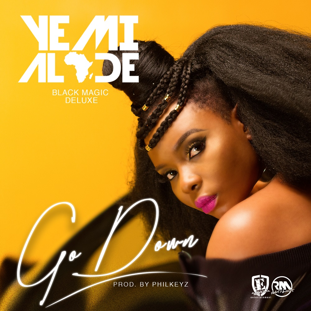 "Yemi Alade's Third Studio Album ""Black Magic"" is available now 