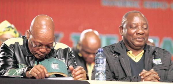 """Yes, I would believe her"" South Africa Deputy President Cyril Ramaphosa on Rape Allegations against Zuma - BellaNaija"