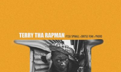 New Music: Terry Tha Rapman feat. Oritse Femi, DJ Spinall & Pherowshuz - Okpolor Eye