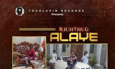 New Music: Richthug - Alaye