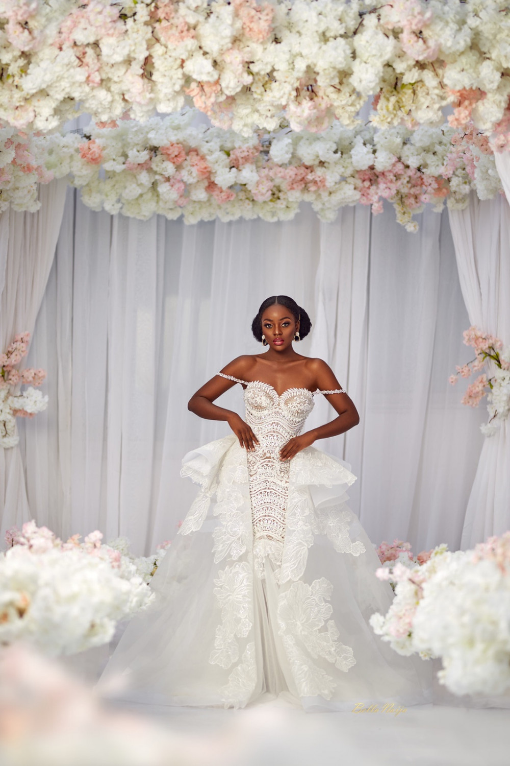 PHOTOS: Perfect wedding gowns for the modern Ghanaian Bride who ...