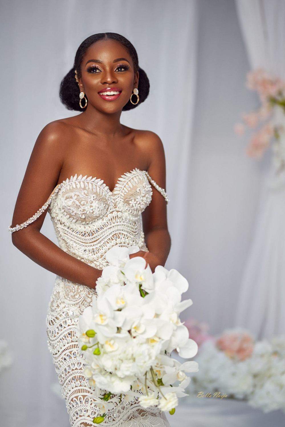 PHOTOS: Perfect Wedding Gowns For The Modern Ghanaian