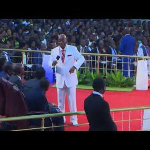 """""""God will never open the heavens for a non-tither"""" - Oyedepo speaks on Tithing at Shiloh 2017   WATCH"""