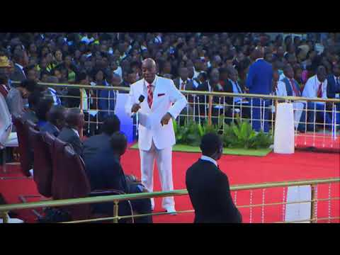"""""""God will never open the heavens for a non-tither"""" - Oyedepo speaks on Tithing at Shiloh 2017 