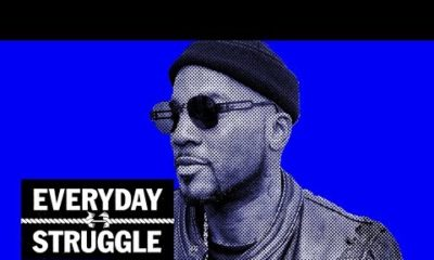 I don't understand what Wizkid does but I respect it - Jeezy on #EverydayStruggle | WATCH