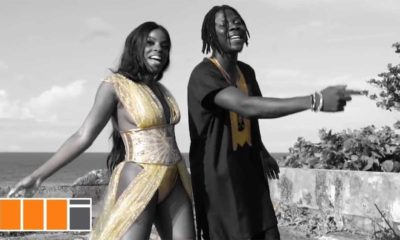 New Video: Stonebwoy feat. Khalia - Hold On Yuh