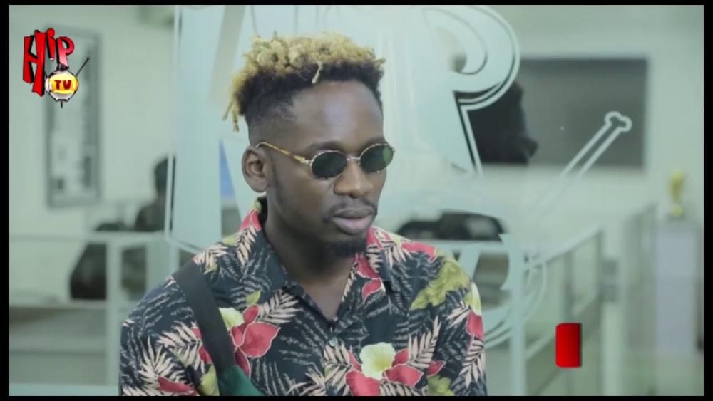 """At the end of the day, there's no real hate"" - Mr Eazi on Nigerian/Ghanaian rivalry 