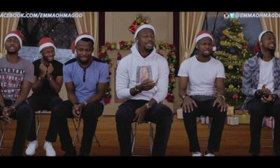 "You favorite Christmas songs in one place! Watch EmmaOhMaGod's ""OhEmGee Carol Medley"""