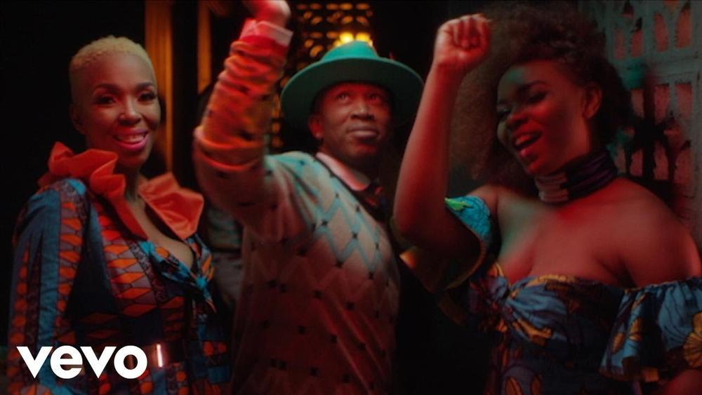 New Video: Mafikizolo feat. Yemi Alade - Ofana Nawe