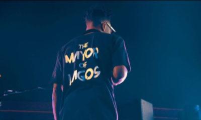 Davido, Mr Eazi, 30 Billie Gang turn up with #MayorOfLagos