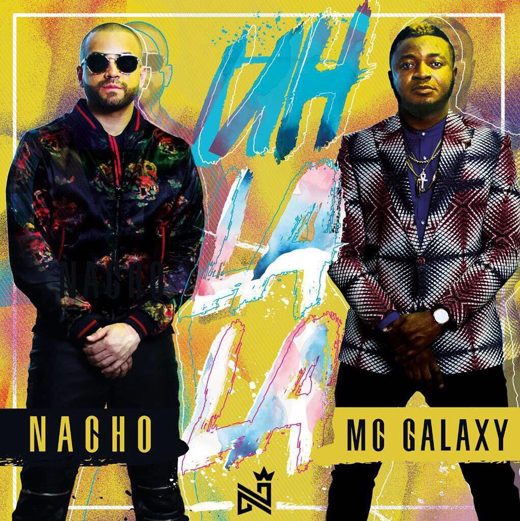 "MC Galaxy teams up with Latino superstar Nacho on New Single ""Uh La La La"" 