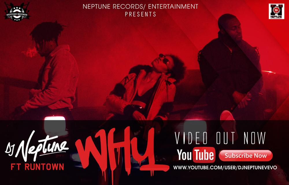 New Video: DJ Neptune feat. Runtown - Why