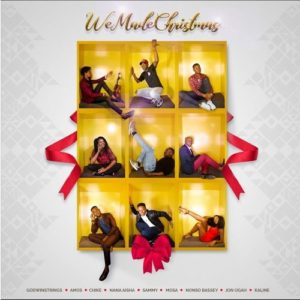 "The Christmas Playlist! Watch the Videos for #TheZawadiProject's ""We Made Christmas"" featuring Jon Ogah, Kaline, Chike"