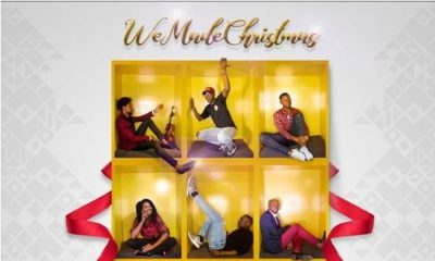 """The Christmas Playlist! Watch the Videos for #TheZawadiProject's """"We Made Christmas"""" featuring Jon Ogah, Kaline, Chike"""