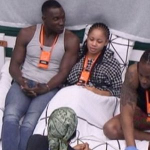 #BNxBBNaija3 - Day 2: Forming Bonds, Double Wahala's First Kiss & More Highlights