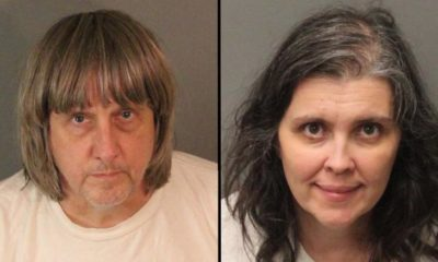 California Couple arrested for keeping their 13 Children captive in filthy conditions