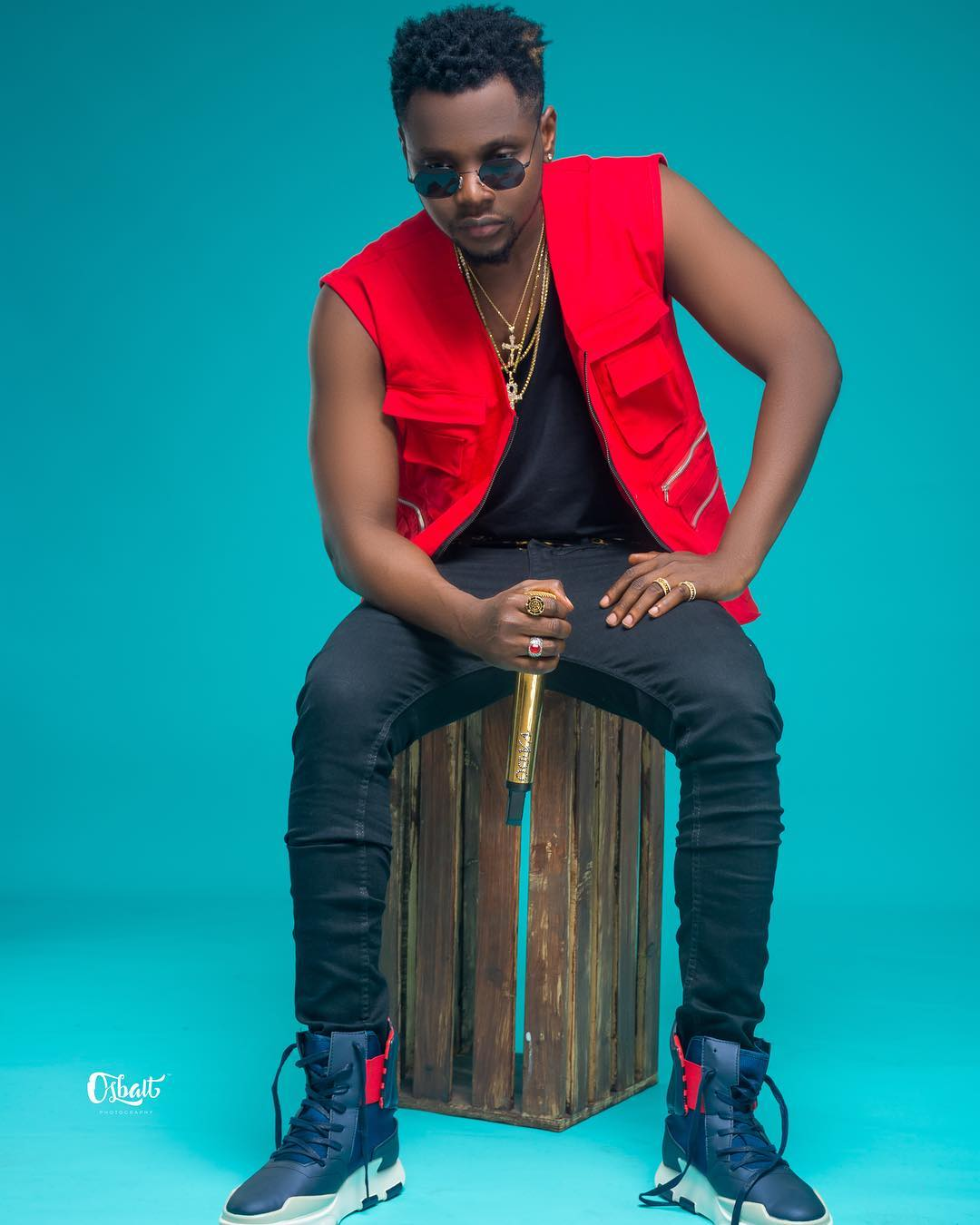 """Yeba"" does not promote sexual harassment in any way - Kiss Daniel"