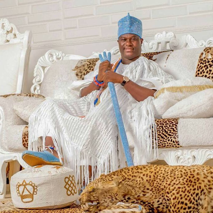 """Always remember you were not born with wealth..."" - Ooni Adeyeye Enitan Ogunwusi warns against Vanity with New Year speech"