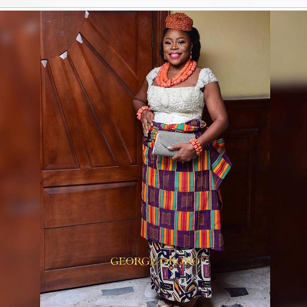 Image result for omawumi wedding pictures