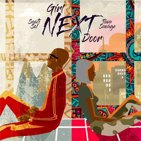 New Collabo: Sauti Sol and Tiwa Savage on new single