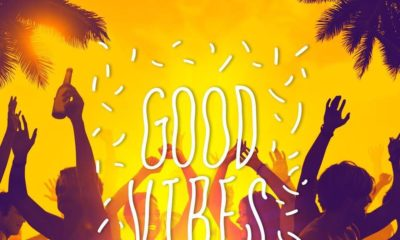 """Nothing but """"Good Vibes""""! Iyanya teams up with Team Salut on New Single 