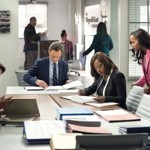 #HowToGetAwayWithScandal: Viola Davis shares Sneak Peek into crossover episode between HTGAWM & Scandal