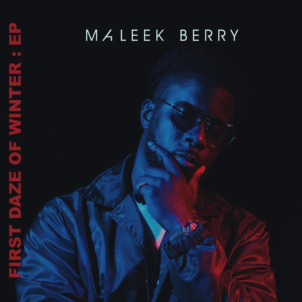 "Maleek Berry's ""First Daze of Winter"" EP is HERE 
