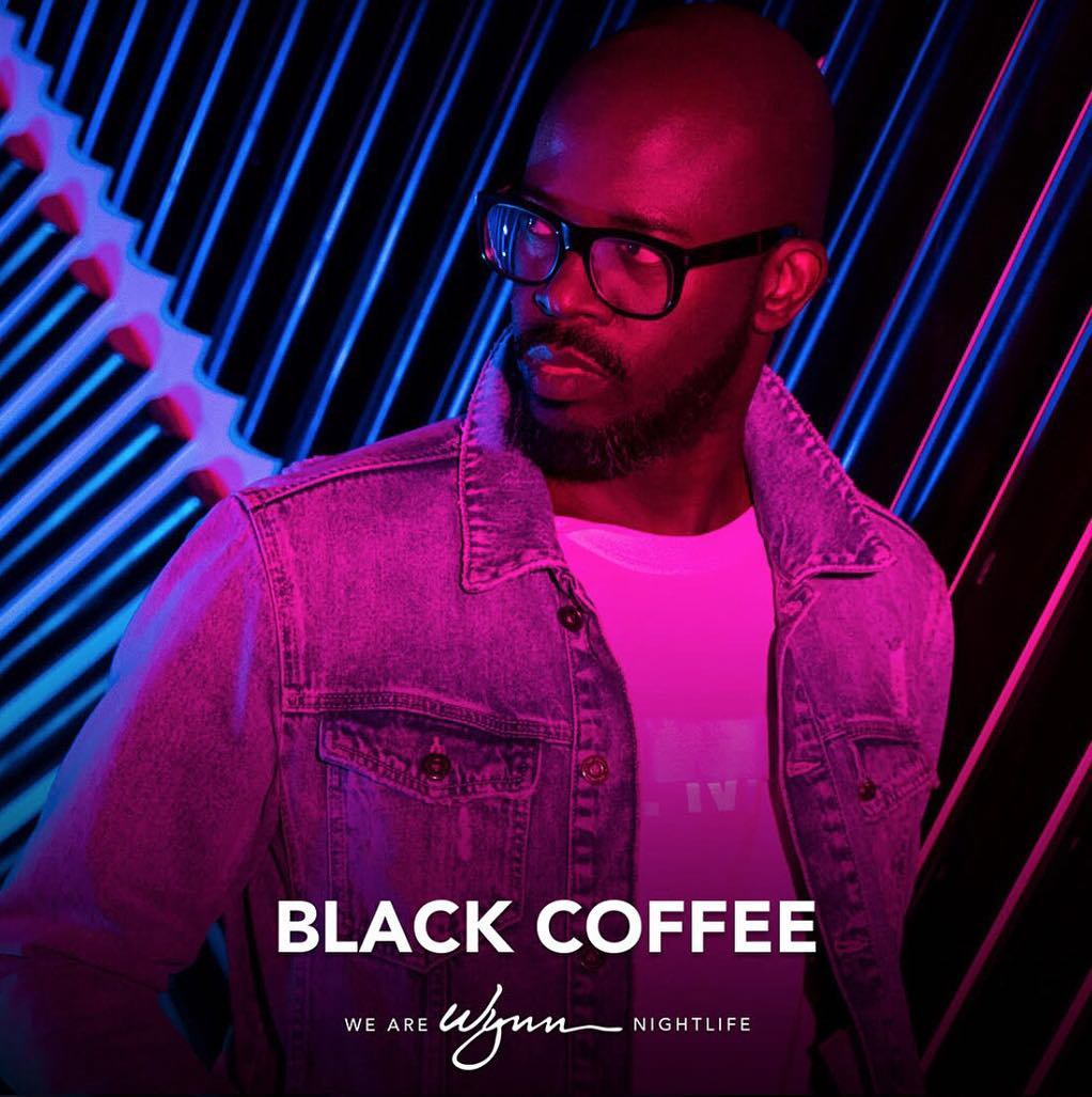 DJ Black Coffee gets a residency in Las Vegas