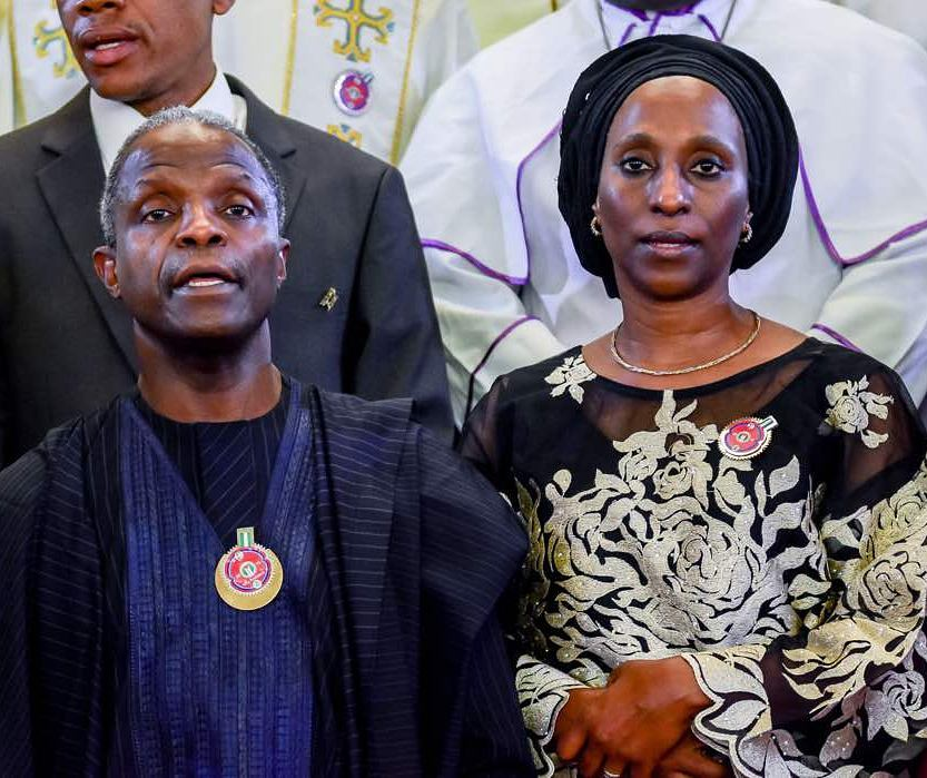 """We must not permit the politicisation of this tragedy"" - Osinbajo on Herdsmen Killings - BellaNaija"