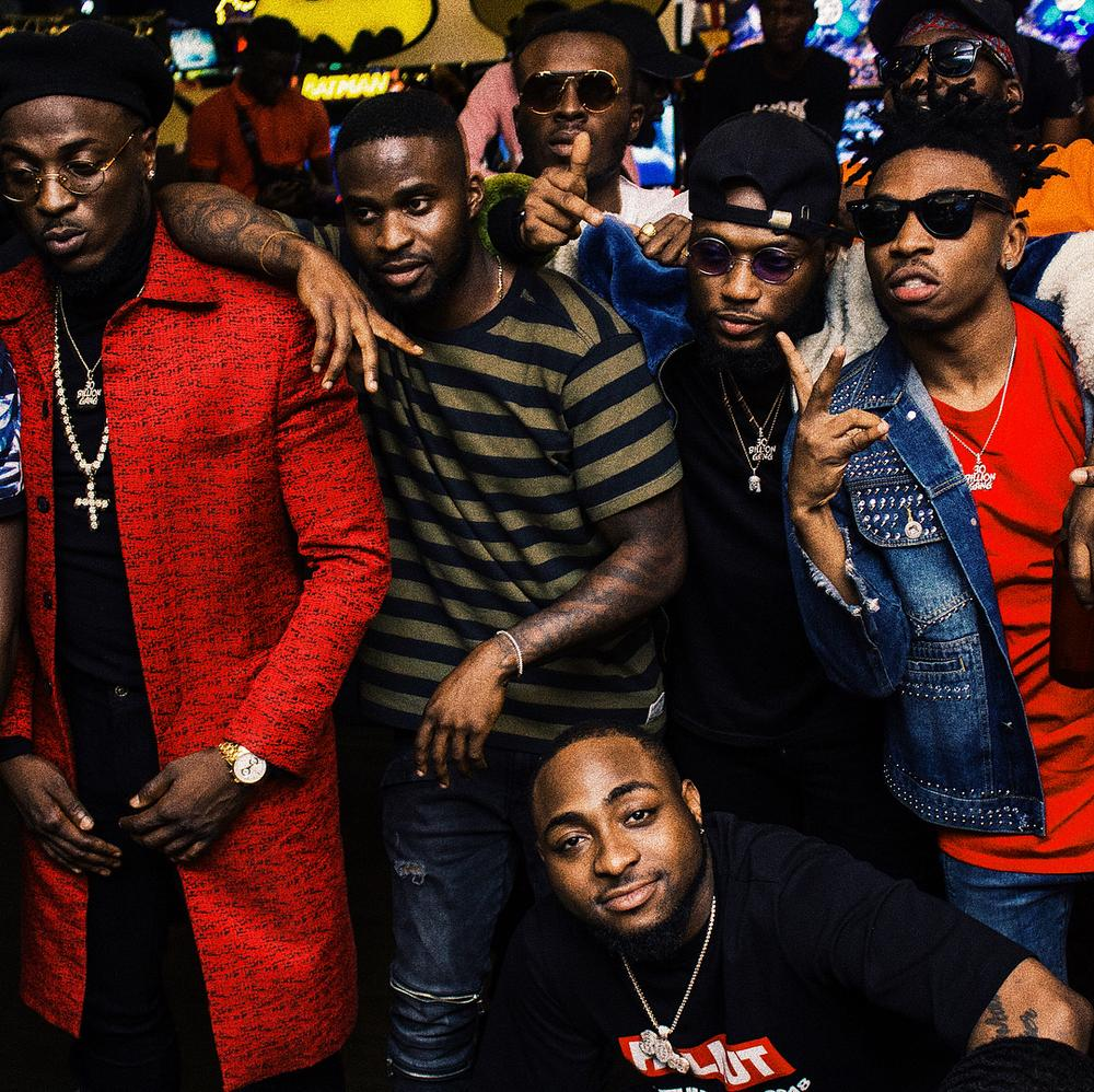 30 Billion Way! DMW stars Davido, Mayorkun, Dremo, Peruzzi, Yonda have a Music Video on the way ?