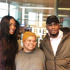 Tinny Entertainment's Ycee & Bella discuss Music Making on BBC Africa Radio