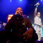 Wizkid, Falz, Basketmouth make surprise appearance at Ycee's #JuiceConcertUK