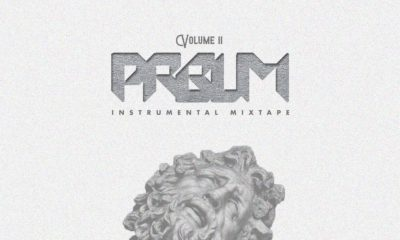 "For the Up & Coming! Sess drops ""The PRBLM Free Instrumental Mixtape (Vol 2)"" 