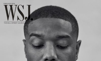 """Michael B. Jordan discusses """"Black Panther"""", Relationships as he covers Wall Street Journal Magazine's """"Talents and Legends"""" Issue"""