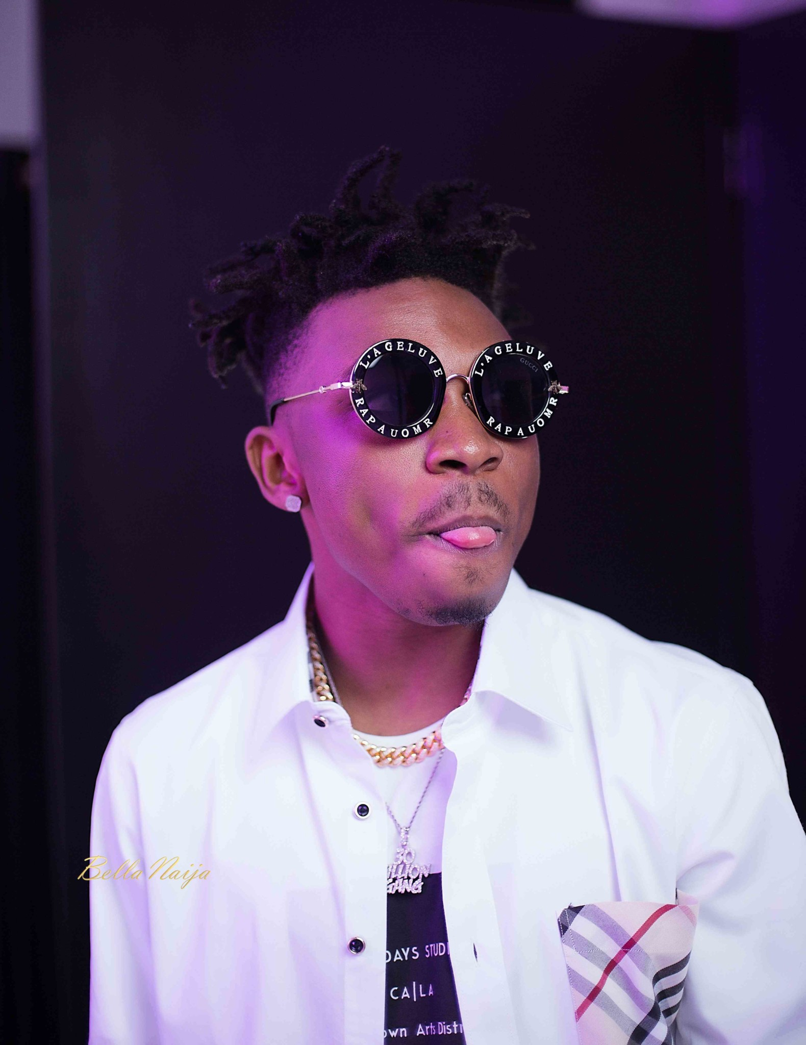 Everything on Che Che! Mayorkun is 2018 Ready ?