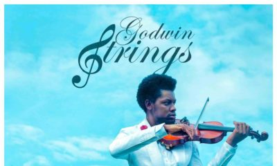 "For the sake of Love! ❤ Godwin Strings drops Two New Covers for ""Aduke"" & ""You And I"" 