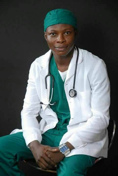 Image result for Doctor Victor Idowu who was diagnosed with Lassa fever.