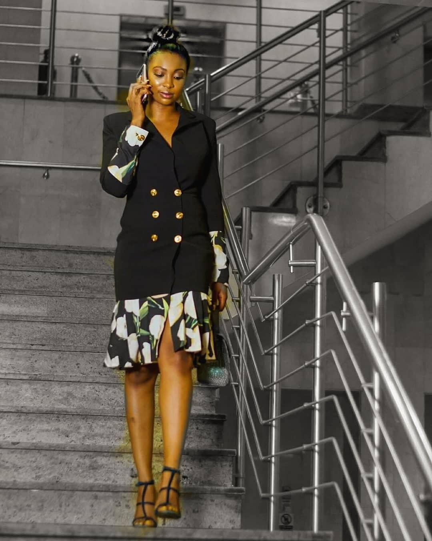 BN Pick your Fave - Bolanle Olukanni & Linda Osifo in 2207byTbally's #LAOblazerdress