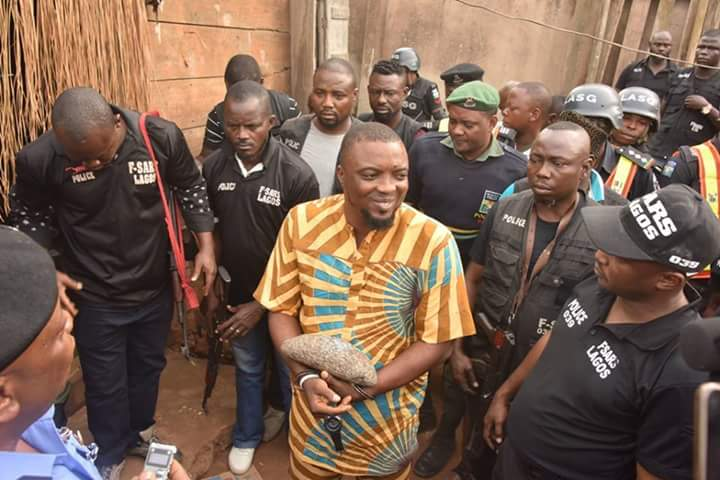 Lagos Police uncovers Badoo Shrine in Ogun - BellaNaija