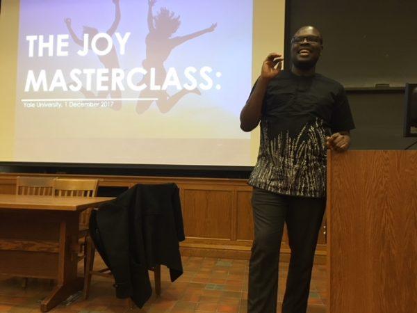 Chude Jideonwo launches Joy, Inc. - BellaNaija